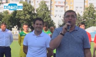 «Заря»-(Бельцы)-» Буковина» (Украина) футбольный матч