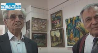 Выставка народного художника РМ- Григория Мунтяну