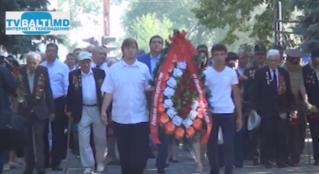 71 годовщина Ясско- Кишиневской операции -2015