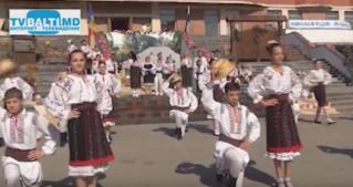 Праздник Лимба Ноастрэ- 2015 в Бельцах