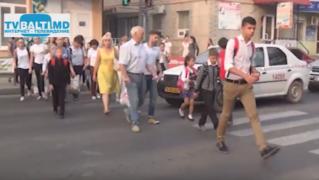 Операция» Пешеход»-предотвращения ДТП с участием детей