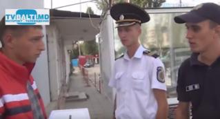 Спецоперация по задержанию мошенников в Бельцах