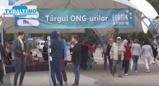 Ярмарка неправительственных организаций-2015 в Бельцах