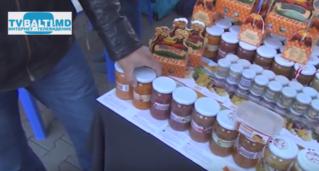 Фестиваль меда — 2015 в Бельцах