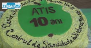 10 лет дружественному центру здоровья АТИС в Бельцах