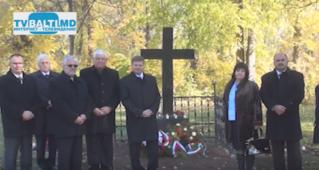 Венгерская делегация возложила цветы соотечественникам погибшим в ВОВ