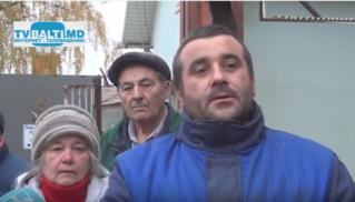Забастовка дворников в Бельцах в связи с задолженностью по зар.плате