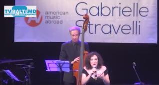 Джаз оркестр в сопровождении Г.Стравелли (США) в Бельцах