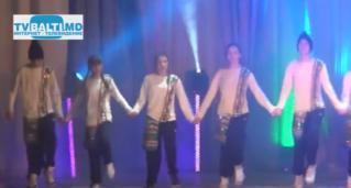 Заключительный концерт ко Дню недели Молодежи 2015 в Бельцах