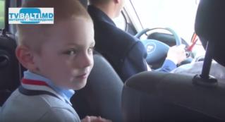 Малыш жжет песню Алле-Алле-Алле