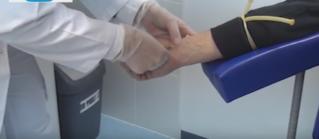 Акция по сдачи крови на сахар бесплатно в День диабета в Бельцах