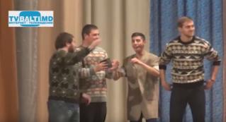 КВН Зимний кубок 2015 в Бельцах