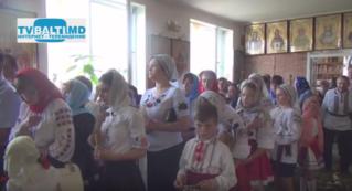 Троица в селе Пеления Дрокиевского района Молдова