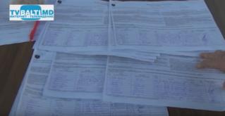 Сбор подписей в Бельцах для референдума и выбора и отставки президента