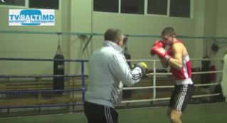 Андрей Санжура- самый перспективный боксер в Бельцах