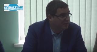 Обращение Р. Усатого к экономическим агентам Бельц