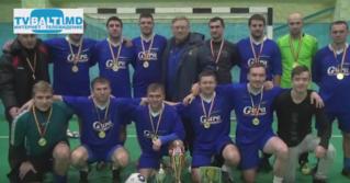 Турнир по мини футболу памяти А Яковлева в Бельцах