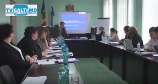 Антикоррупционный семинар для гос.служащих в Бельцах