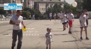 Малыш бежит марафон» За здоровый образ жизни » Бельцы