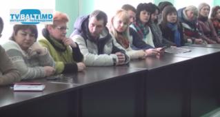 Круглый стол по консультированию с населением Бельц