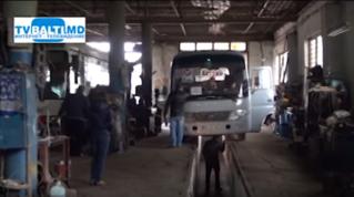 Инспектирование общественного транспорта в Бельцах