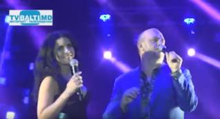 Вечерний концерт ко Дню Города Бельцы-2015