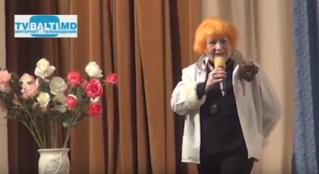 Творческий вечер певицы Тамары Раух -Бельцы