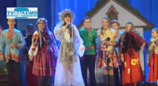 Конкурс «Новогодние колядки- 2015 » в Бельцах