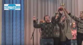 КВН -2015 Зимний кубок в Бельцах