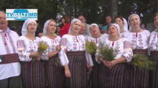 Праздничная песня села Мовила Мэгура Фалештского района