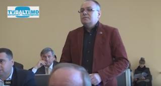 Заявление о выходе из партии ЛДПМ Влада Гицу