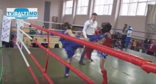 Республиканский турнир по кикбоксингу К1 в Бельцах.