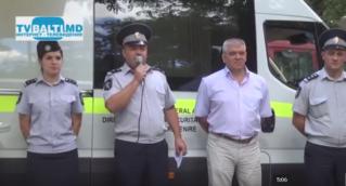Инспекторат полиции и МЧС в гостях у детей лагеря» Олимпиец » в Бельцах