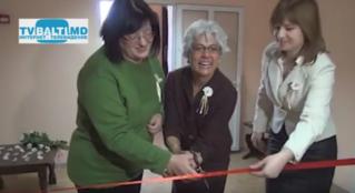 Открытие туберкулезного центрав Бельцах.