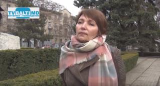 Бельчанка А .Кваснюк проводит параллель между Санкт-Петербургом и Бельцами