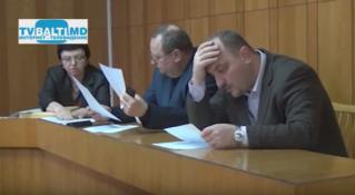 Заседание комиссии по автомобильным парковкам в Бельцах
