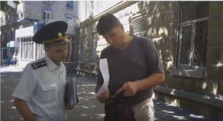 Конфликт в офисе «Единого окна» в Бельцах — 2 часть. Вызов полиции.