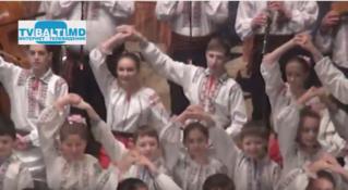 Концерт ко Дню Культуры-2015  в Бельцах
