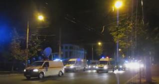 Репетиция Парада ко Дню Независимости Молдовы