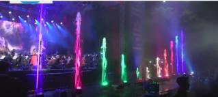 Поющие фонтаны!!! Музыка мира… (Бельцы)