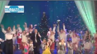 Гала -концерт танцевальному коллективу О.Левинский (Бельцы)