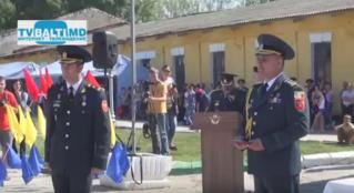 25 лет Национальной Армии РМ в 1 мотопехотной бригаде Бельц