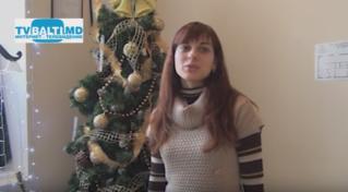 Новогоднее поздравление от ювелирного магазина» Аурум» Бельцы