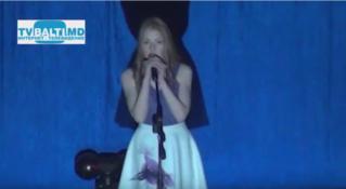 Концерт ко Дню энергетика -2014 в Бельцах