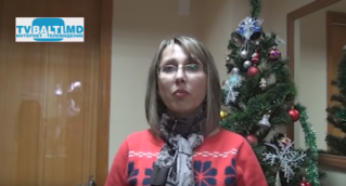 Новогоднее поздравление- 2015 газета»СП»- М. Бзовая