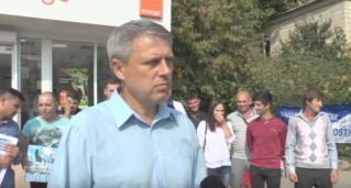 """Чубашенко: Полиция получила указание фабриковать уголовные дела против активистов """"Нашей Партии"""""""