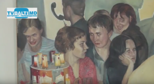 Выставка приуроченная к 20 летию Польского дома в Бельцах