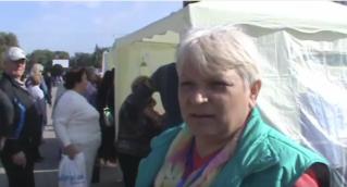 Общественная организация «Casmed» провела акцию в Международный день пожилого человека