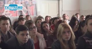 Презентация Московских Университетов учащимся Бельц