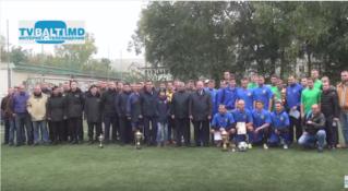 Турнир по футболу памяти погибшим в Приднестровском конфликте организованным Инспекторатом полииции Бэлць